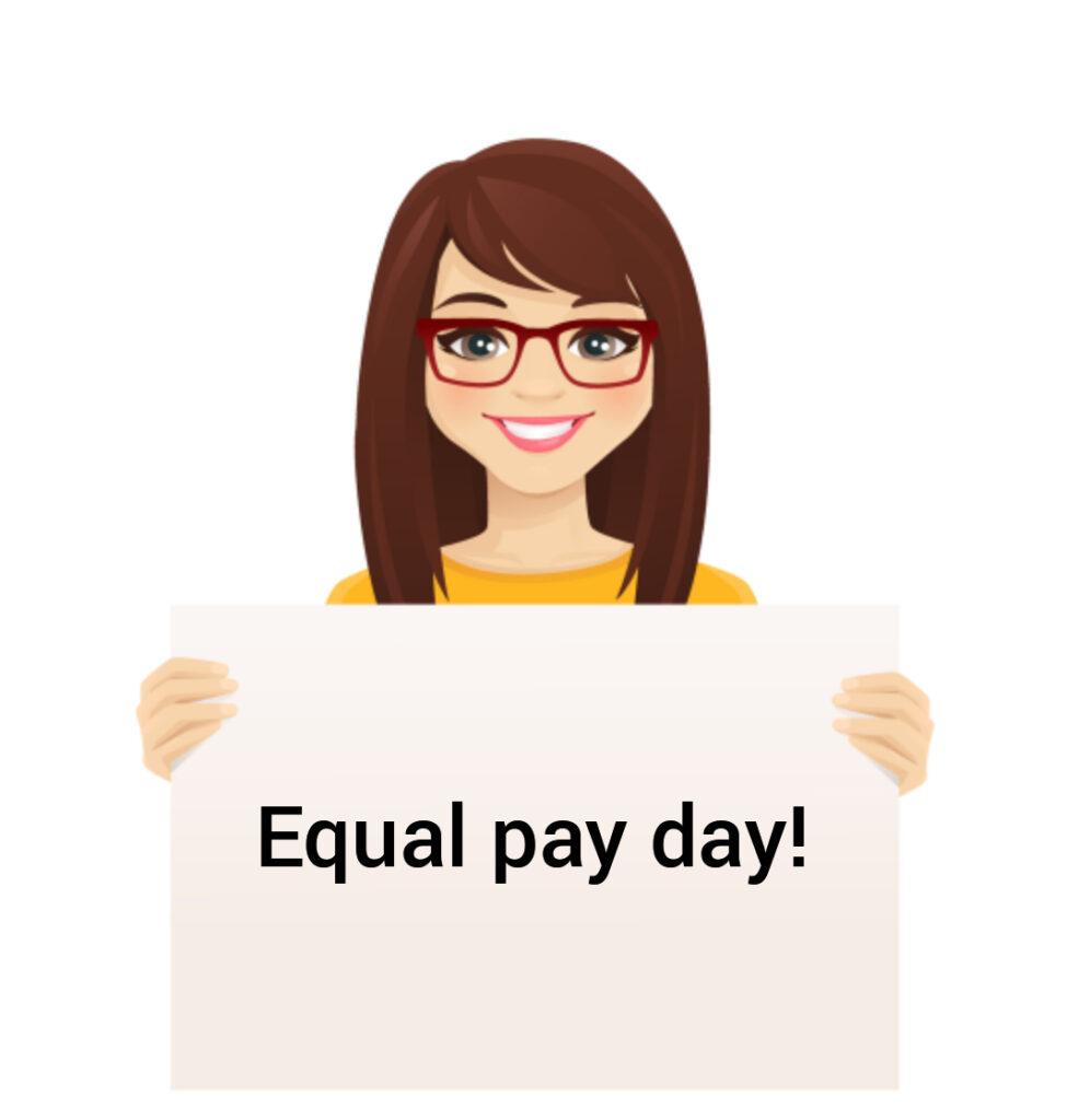 equal pay pay reviews salary