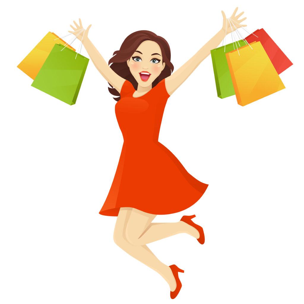 shopping spending or investing